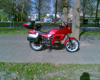 BMW K75RT