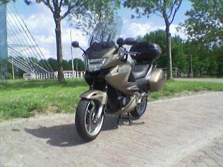Honda Deauville NVT700ABS